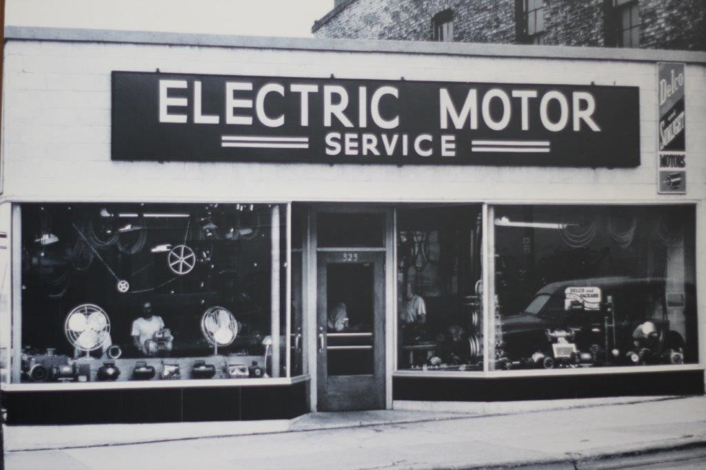 Electric Motor Service